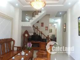 Bán nhà ở Nguyễn Trãi, nhà lô góc, 30m2x4tang, giá 3,2 tỷ