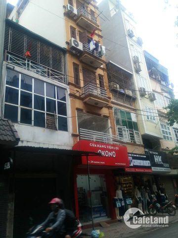 Góc bán nhà: Siêu lợi nhuận, kinh doanh khủng nhà Nguyễn Trãi 210m2,MT 20m, quá rẻ chỉ 13.8 tỷ.
