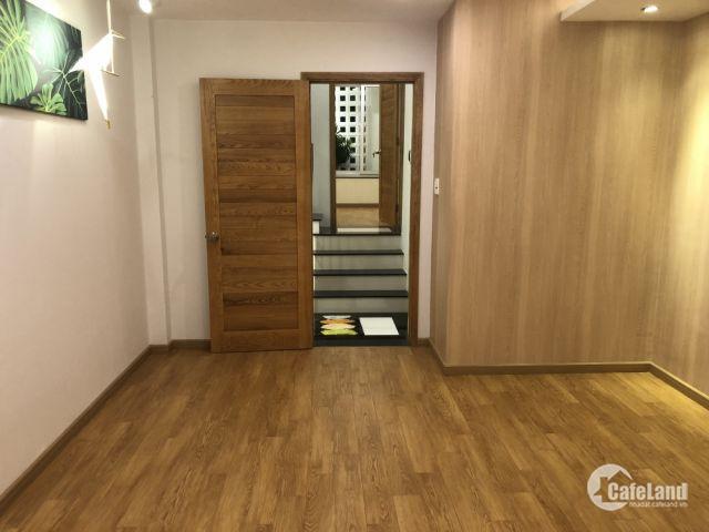 Bán nhà mới đẹp Tô Vĩnh Diện, 50m2, 5 tầng, mặt tiền 5m, ngõ 3m. Giá 5.4 tỷ
