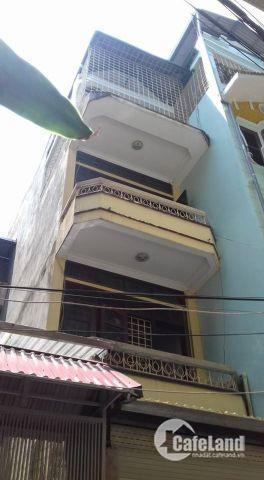 Bán nhà Thanh Xuân, 56m2, 4 tầng, 3 gác qua nhà, ngõ thông, 2.8 tỷ
