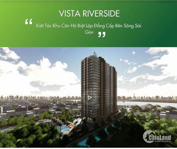 Cơ hội sở hữu nhà ven sông Sài Gòn chỉ với 777tr
