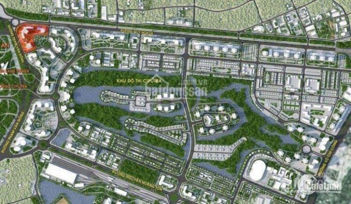 Chung cư cao cấp IA20 Ciputra KDT Nam Thăng Long.18.5tr/m2(đã VAT)