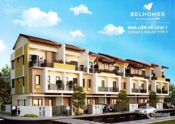 Cần bán căn góc Shophouse Belhomes Từ Sơn Bắc Ninh. 90m2, giá 4.4 tỷ.