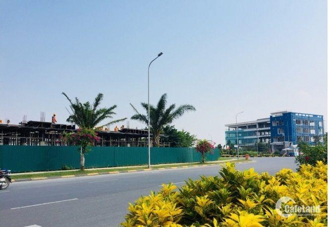 Cần bán căn shophouse của dự án Belhomes Vsip Từ Sơn, Bắc Ninh. Mặt tiền đẹp.
