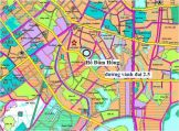 48 triệu/m2 đất Vành đai 2,5 Định Công đường rộng 12m lô liền kề 75m2 vị trí đẹp kinh doanh tốt số lượng có hạn