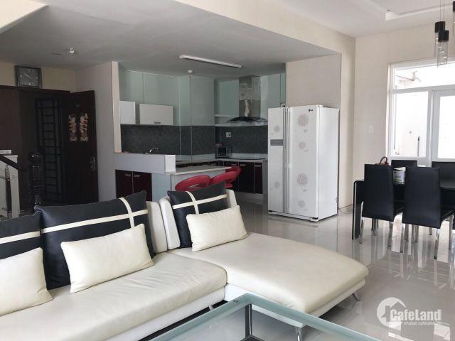 Bán căn Penthouse Phú Mỹ Thuận, DT: 200m2, 1 trệt 2 lầu, NTĐĐ. Giá: 2.1 tỷ, LH: 0938781609 Trang