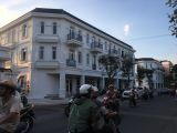"""Nhận đặt chỗ """"Nhà phố thương mại"""" mặt tiền Nguyễn Sinh Sắc – cách biển du lịch 500m"""