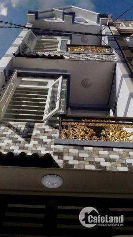 Bán nhà xây mới 1trệt 2 lầu đường 1 sẹc mua ở hoăc đầu tư LÊ VĂN KHƯƠNG Q12