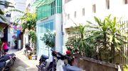 Nhà Hẻm 44 Bùi Văn Ba, Phường Tân Thuận Đông, Quận 7. Giá 3.6 tỷ (TL)