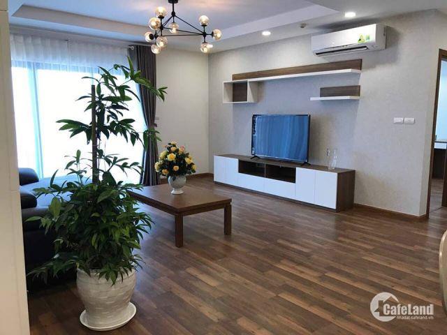 Cho thuê căn 2 ngủ, tầng 21 chung cư Ngoại Giao Đoàn giá 8.5 triệu/ tháng lh 0989534368