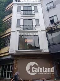 Cho thuê nhà Liền kề lô13B đường Trung Yên 11, Phường Trung hòa dt 90m2, 5 tầng giá 35tr/ tháng