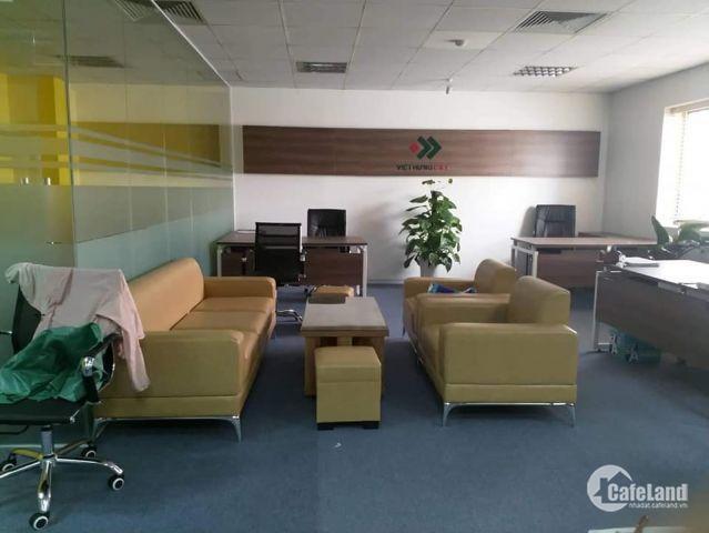Cho thuê văn phòng mặt phố Trần Đăng Ninh, Cầu Giấy cực đẹp - 0335674842