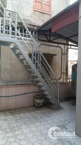 Cho thuê nhà mặt phố Hoàng Văn Thái