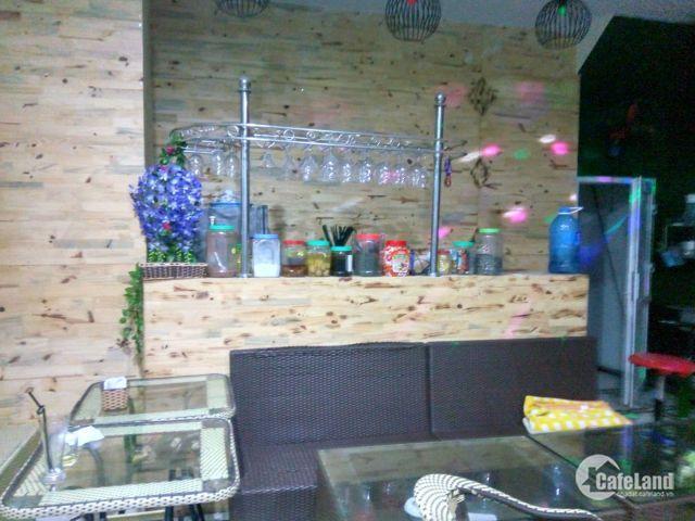 Sang nhượng quán cafe karaoke hát cho nhau nghe DT 40 m2 hai mặt tiền 4 m & 4 m Khu Đồng Dưa gần Ngô Thì Nhậm Q.Hà Đông HN