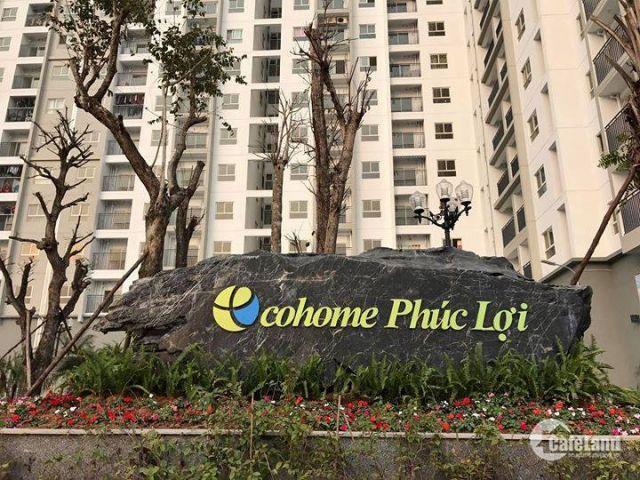 Cho thuê chung cư Ecohome Phúc Lợi 2PN 4,5tr/tháng lh: 0329371811