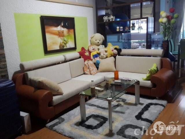 Cho thuê căn hộ Central Garden, 328 Võ Văn Kiệt, Cô Giang, Quận 1. 90m2, 2PN, 15 triệu/tháng.