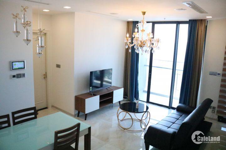 Cho thuê căn hộ chung cư cao cấp Vinhome Golden River (Lux 6)