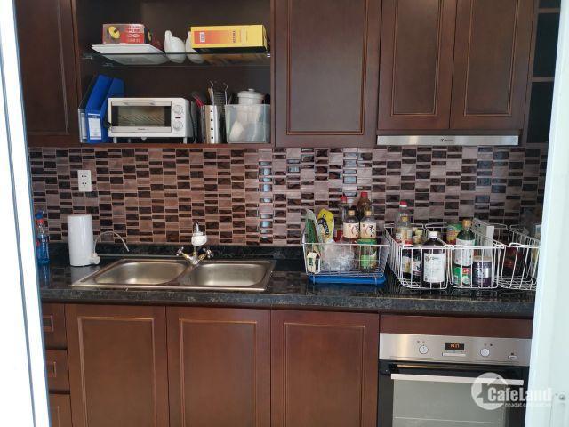 Cho thuê chung cư cao cấp Leman trung tâm Q.3, DT 75m2, giá thuê 32tr/th – LH 0939.229.329