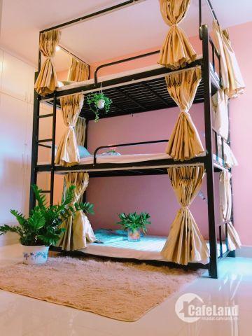 Cho nữ thuê giường Dorm sang chảnh