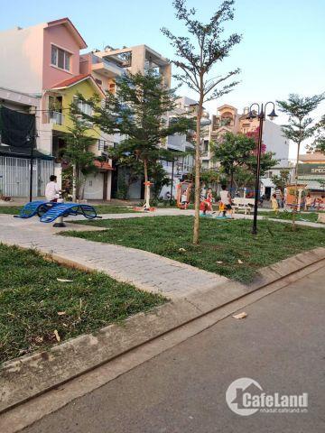 Cho thuê nhà đường số 1, Tân Phú, Quận 7 (gần ngay công viên chợ Tân Mỹ)