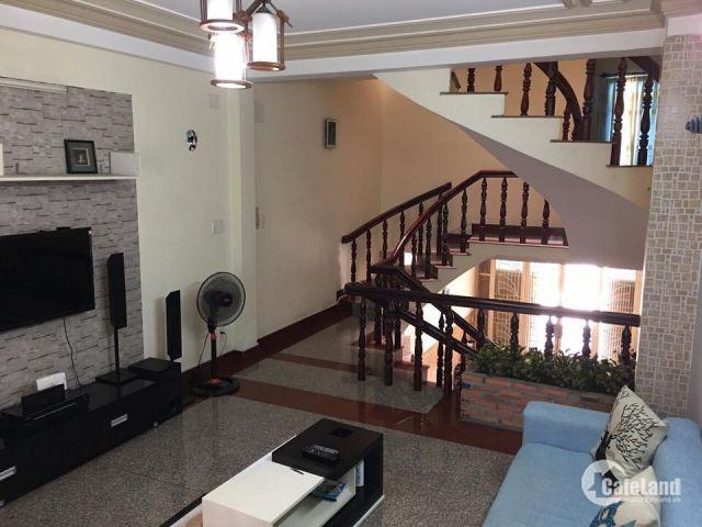 Nhà MT Bình Tân, 64m2, 2 Lầu ST, Full nội thất, 22Tr