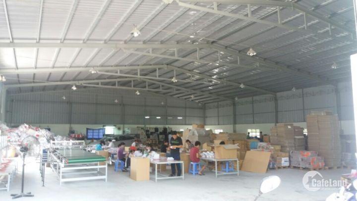Cho thuê xưởng D.T 4004 m2, ngay cảng Cái Mép - Vũng Tàu