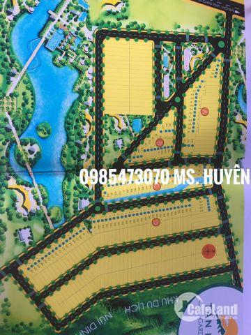 Mở bán đợt 2 khu dân cư Tân Hòa Garden gần quốc lộ 51 thị xã Phú Mỹ