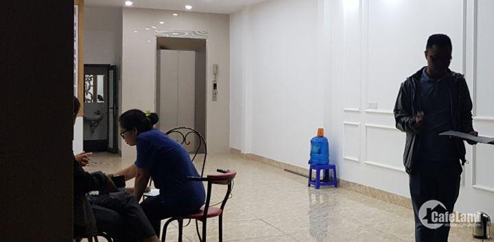Cho thuê nhà tại Quan Nhân 60m2x4 tầng 6 PN 26tr/tháng