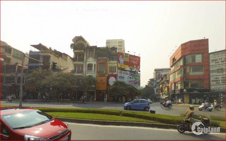 Cho thuê nhà phố mặt phố Nguyễn Trãi: 50m2, 4 tầng, mặt tiền 4m.