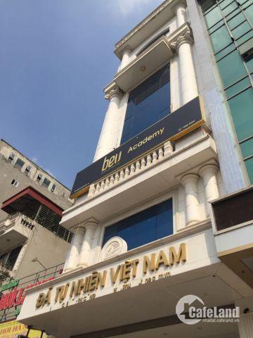 Cho thuê sàn 170m2 văn phòng chính chủ , Nguyễn Trãi - Khuất Duy Tiến