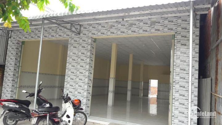 Cho thuê mặt bằng đường Phó Cơ Điều, phường 3, TP Vĩnh Long