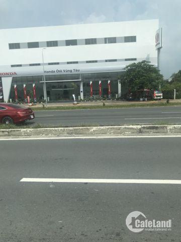 Thanh Toán 300 triệu sở hữu ngay nền đất tại Trung tâm Bà Rịa,  sổ hồng, xây tự do. 0937283933