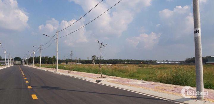 Đất nền giả rẻ - mặt tiền đường quốc lộ 13