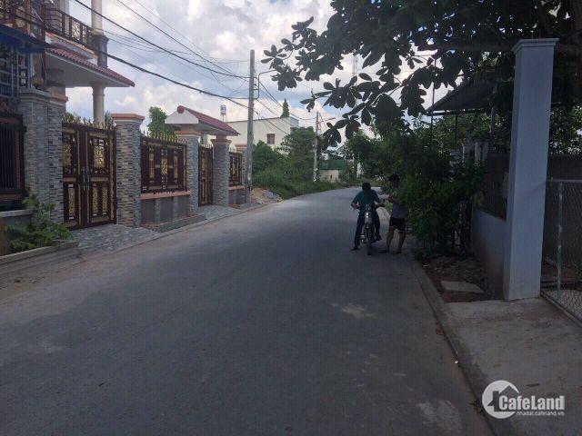 Bán nền thổ cư hẻm 287 Nguyễn Thông(287 Trần Quang Diệu),Bình Thủy,TPCT.LH 0705678797
