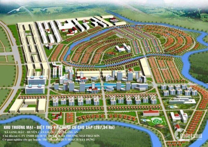 Mở bán phân khu 2, GĐ1 dự án  T&T 267ha, giá chỉ  11 triệu/m2 đầu tư giá trị vàng