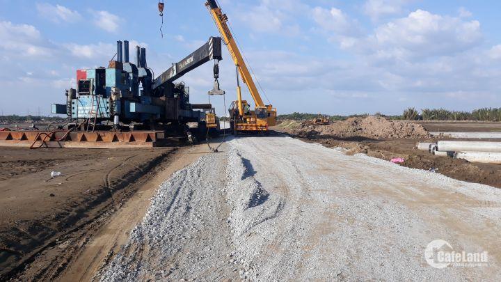 Siêu dự án đất nền Long Hậu Millennia giai đoạn 2, Nhà Bè, HCM, giá 11tr/m2, SHR