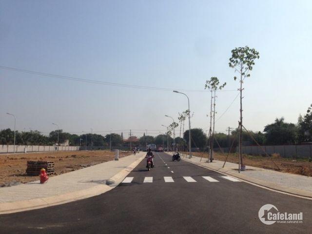 Bán đất Chơn Thành-lô góc 2 mặt tiền ngay mặt tiền đường 35m đối diện hồ Phước Hòa