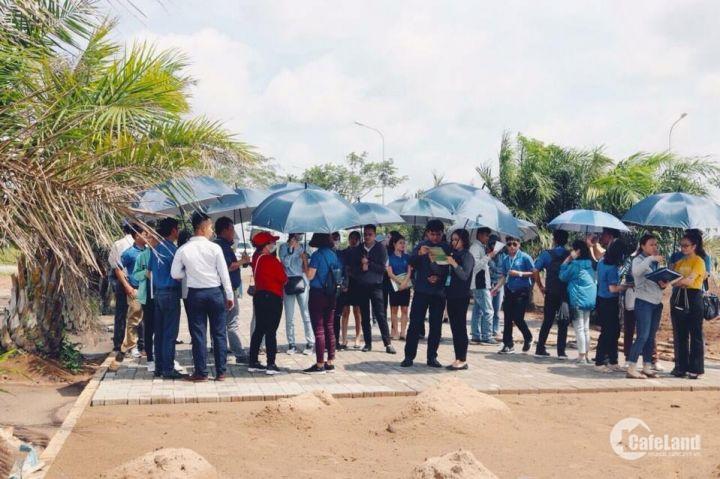 Thanh lý ngay lô đất vùng ven Tây Bắc Sài Gòn