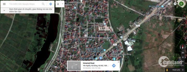 Bán đất thổ cư Yên Nghĩa - Hà Đông