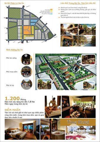 ĐÁT NỀN trung tâm phố cổ HỘI AN chính chủ