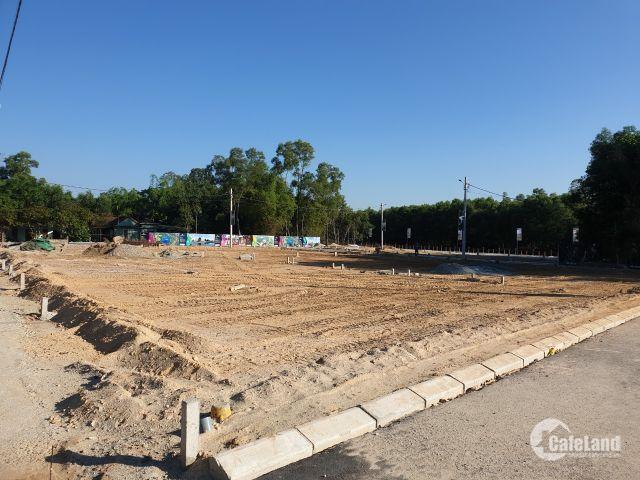 Đất giá rẻ sinh lời cao tại trung tâm Phú Bài Huế