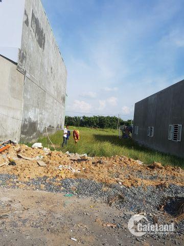 Bán 2 lô đất KDC SINH THÁI Đầm Sen Mới, mặt tiền TL10, GIÁ 640TR/NỀN