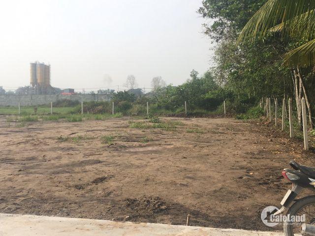 Đất chính chủ giá thấp nhất khu vực Củ Chi – 165m2 – 735tr - mặt tiền Tỉnh lộ 8