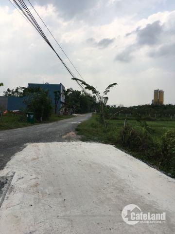 Đất nền vùng ven Tây Bắc Sài Gòn