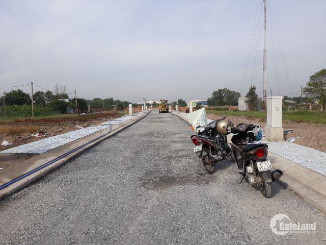 Bán đất nền dự án KDC Hòa Phú Town, ngay cổng chính KCN Đông Nam, giá chỉ 14tr/m2