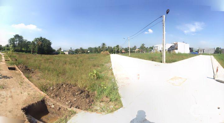 Bán nhanh lô đất chính chủ MT đường 156 chuẩn bị lên nhựa-SHR-LH: 0908095442