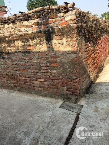 Bán đất 2 mặt thoáng Thạch Bàn-Long Biên.DT 36m2, SĐCC.