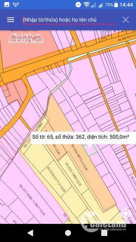 Bán đất sổ đỏ đường vào sân bay Long Thành, 500m2 chỉ 1.750 tỷ. Gọi 0987681987