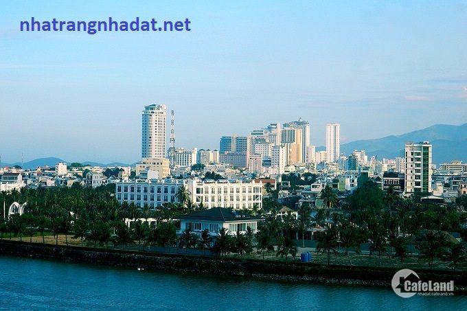 Bán đất đường Nguyễn Chích gần Bắc Vĩnh Hải Nha Trang,2 mặt tiền đẹp