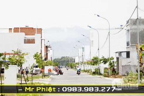 Bán đất 80m2 hướng đông nam KĐT An Bình Tân Nha Trang giá rẻ